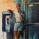 CALL WAITING by GRAFFMATT