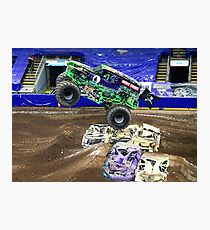 Monster Jam - GRAVE DIGGER Photographic Print