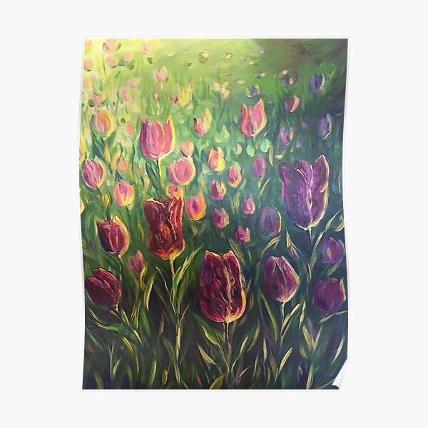 Tulip Heaven Poster