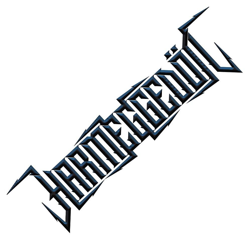 Harmegeddon Logo by Benjamin Wallace