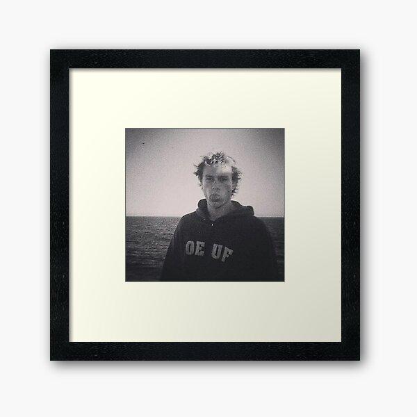 heath ledger Framed Art Print