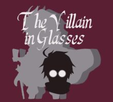 The Villain in Glasses | Unisex T-Shirt