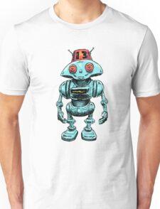 The Robot Buddy Unisex T-Shirt