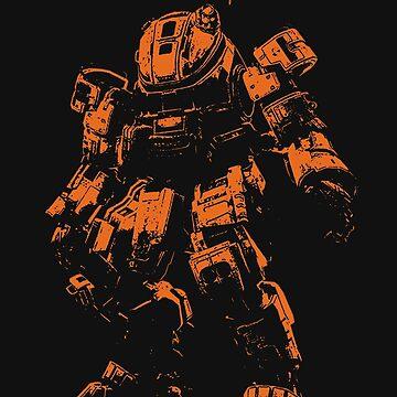 """Titan  """"Ogre"""" Case by 7KGaming"""