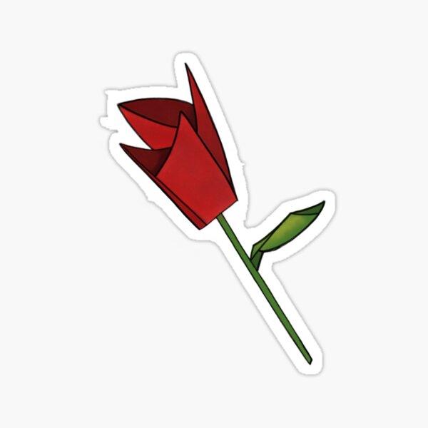Prison Break Rose Sticker