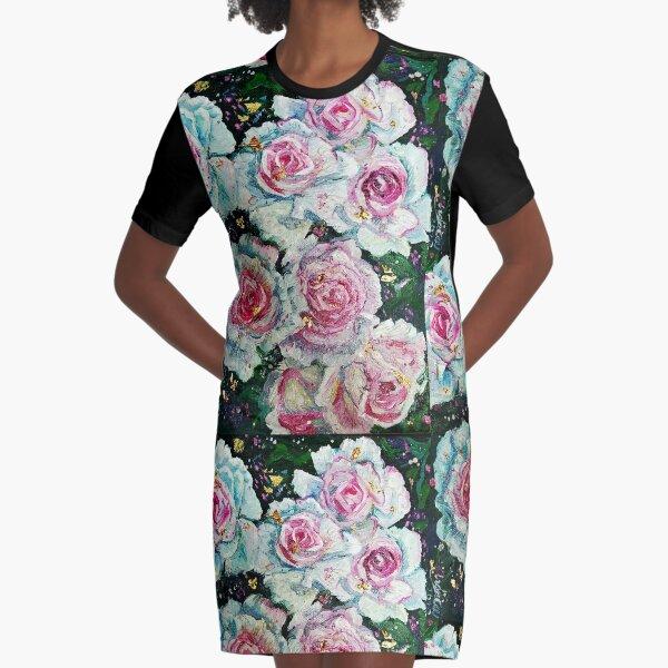 Awakening Graphic T-Shirt Dress