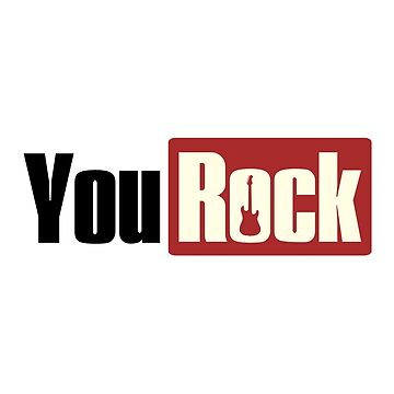 You Rock by felinson