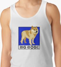 "Dogecoin inspired by ""Big Dogs"" Tank Top"