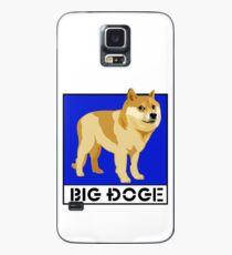 "Dogecoin inspired by ""Big Dogs"" Case/Skin for Samsung Galaxy"