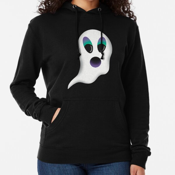 Cute Ghost Lightweight Hoodie