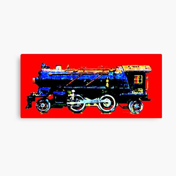 train 3 Canvas Print