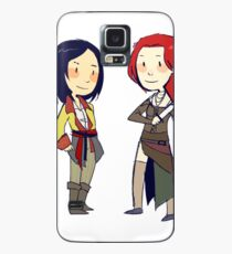 pirate girlfriends Case/Skin for Samsung Galaxy