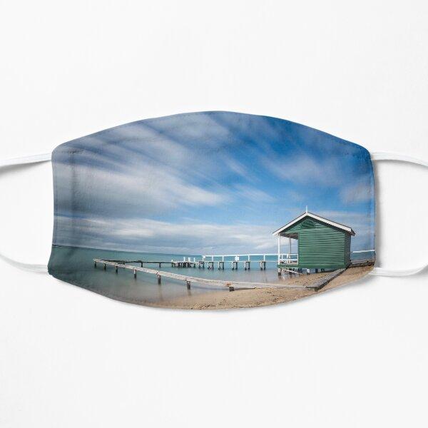 Portsea Blues Flat Mask