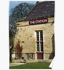 Richmond Station Poster