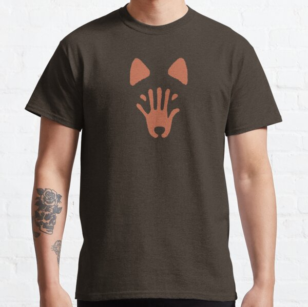 Orange Ochre Isolate Classic T-Shirt