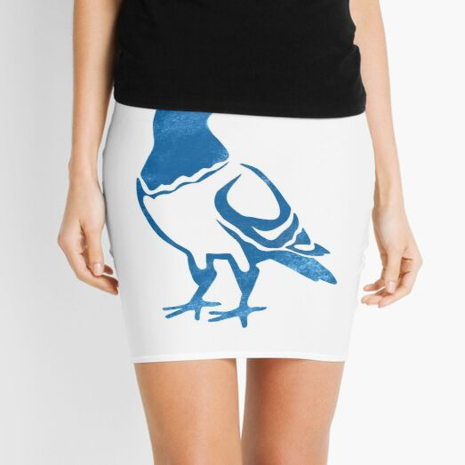 Pigeon! Mini Skirt