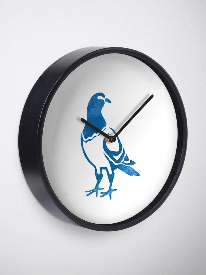 Alternate view of Pigeon! Clock