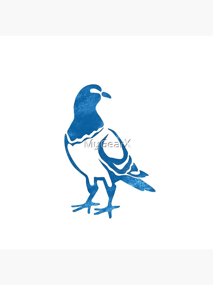 Pigeon! by MyGearX