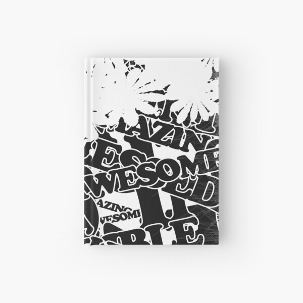 Unique, Loved, Awesome, Amazing: Inspirational Quote to Start your Day Hardcover Journal