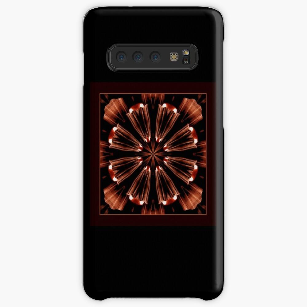 The Wood Light Shawl Case & Skin for Samsung Galaxy