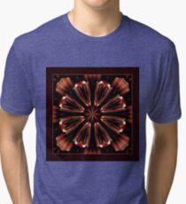 The Wood Light Shawl Tri-blend T-Shirt