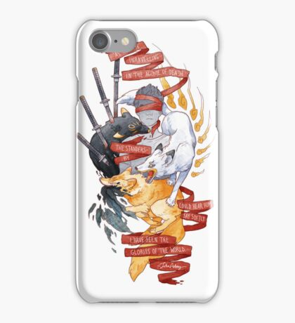 Glories iPhone Case/Skin