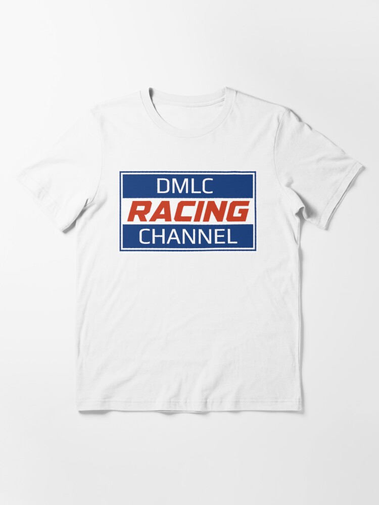 Alternate view of DMLC Racing Channel Essential T-Shirt