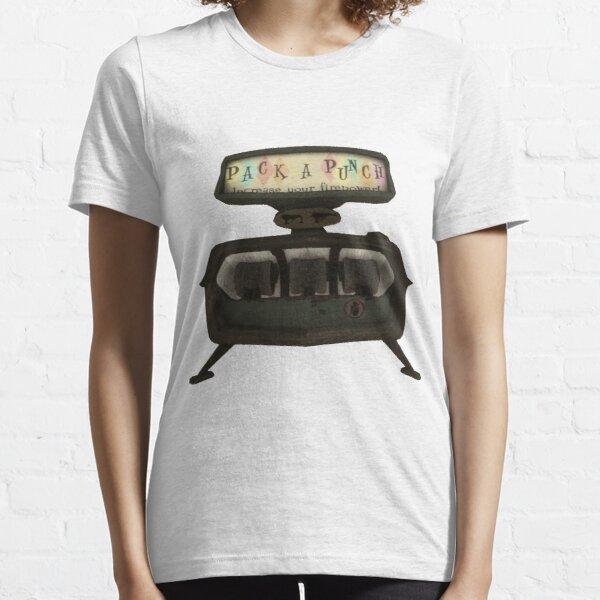 Emportez un coup T-shirt essentiel