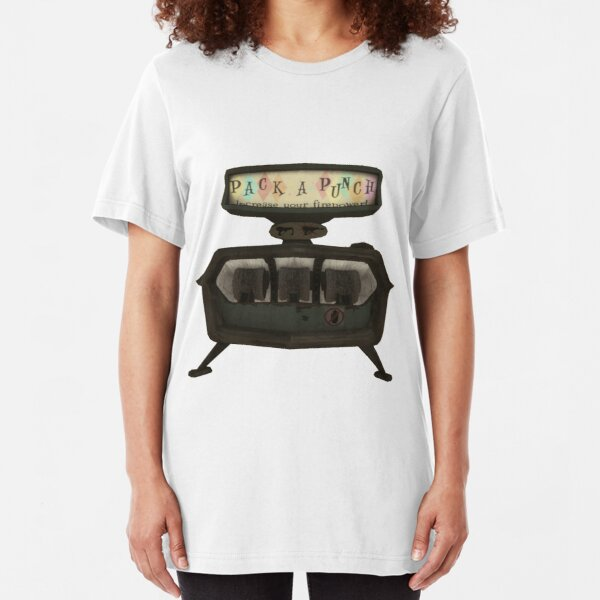 Pack a punch Slim Fit T-Shirt