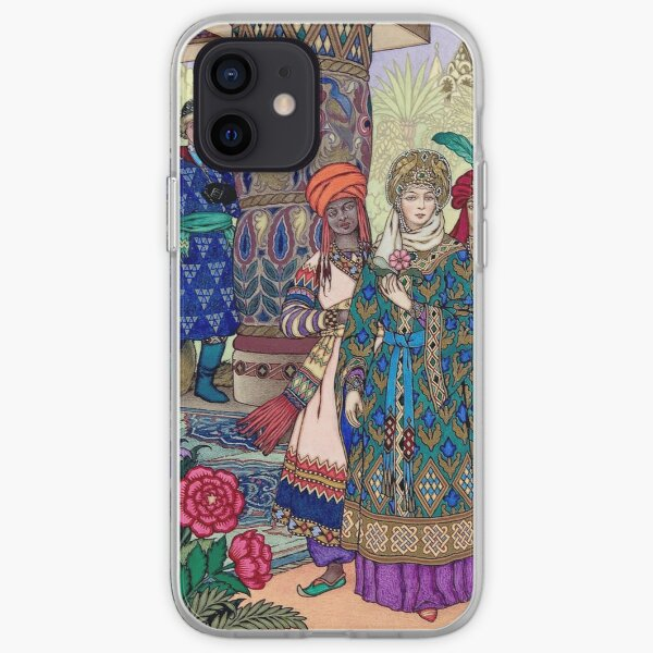 Ivan Sees the Fair Elena Boris Zvorykin iPhone Soft Case
