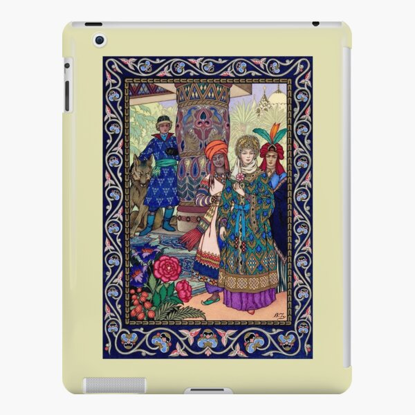Ivan Sees the Fair Elena Boris Zvorykin iPad Snap Case