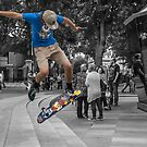 """Catching Air"" by Bradley Shawn  Rabon"