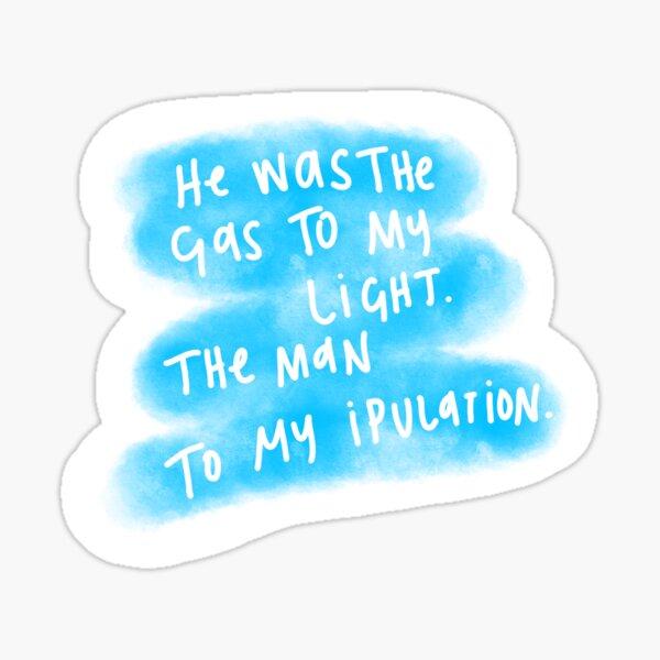 Gaslighting Sticker