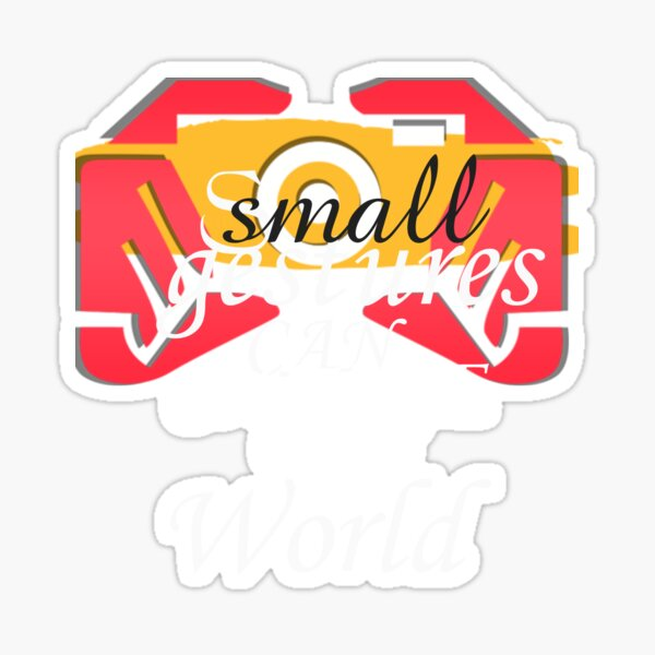 Sen creation Sticker