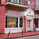 New Orleans Bourbon Street by Frank Romeo