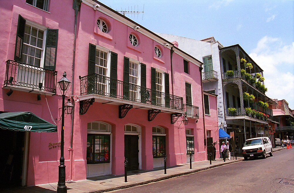 New Orleans by Frank Romeo