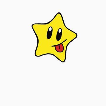 Cheeky Star by pinginrua