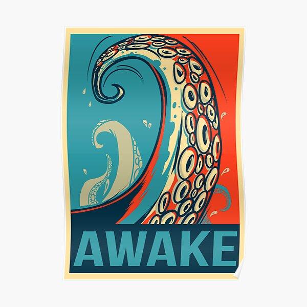 AWAKE! Poster