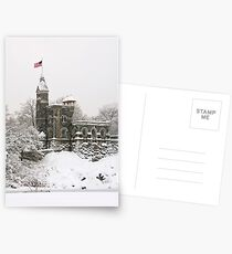 Belvedere Castle Postcards