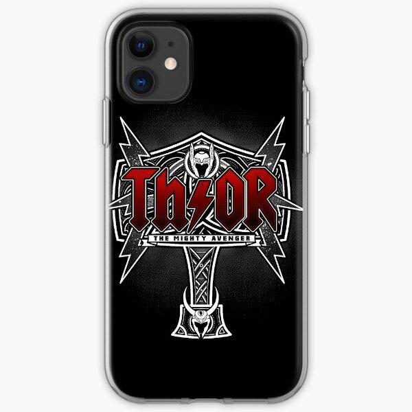Thordestruck! iPhone Soft Case