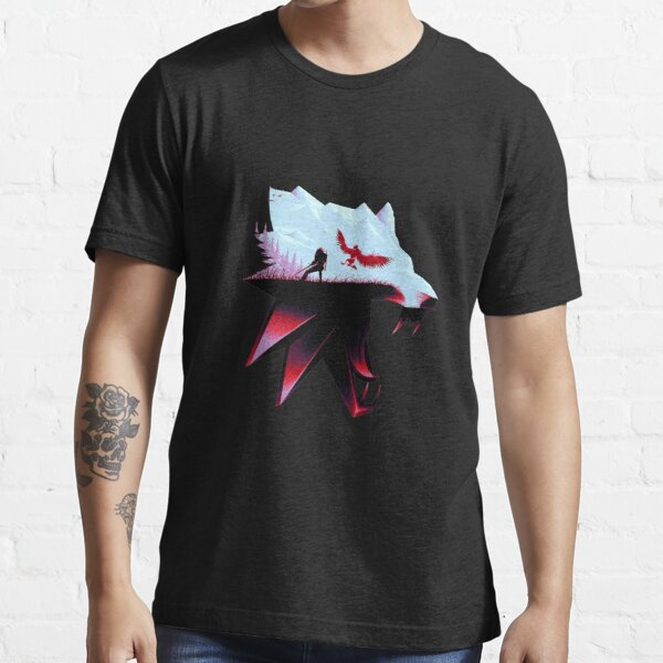 The Witcher Medallion Essential T-Shirt