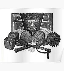 King Claudius The Unforgiving Poster