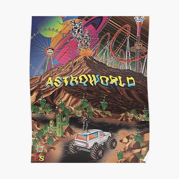 Cartel de Astroworld Póster