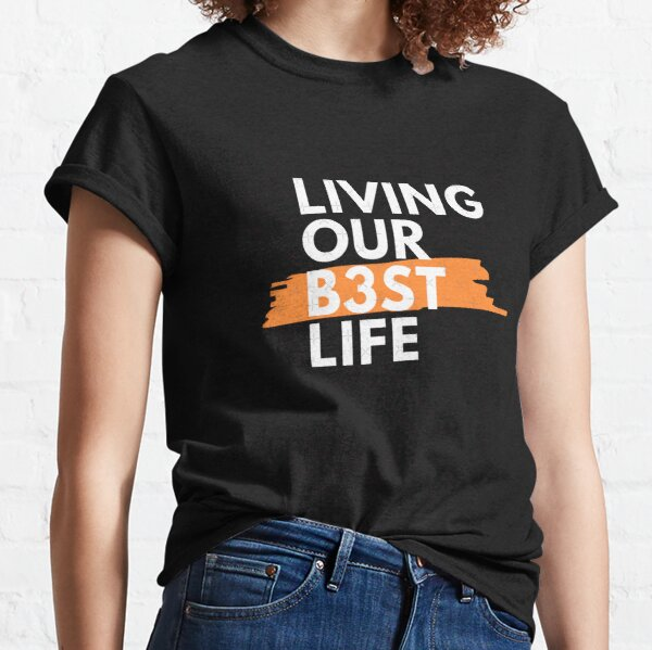 Living our best throuple life Classic T-Shirt
