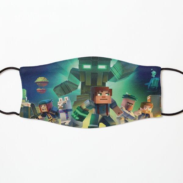 Minecraft Story Mode Kids Mask