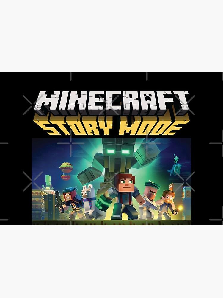 Minecraft Story Mode by slvdesign