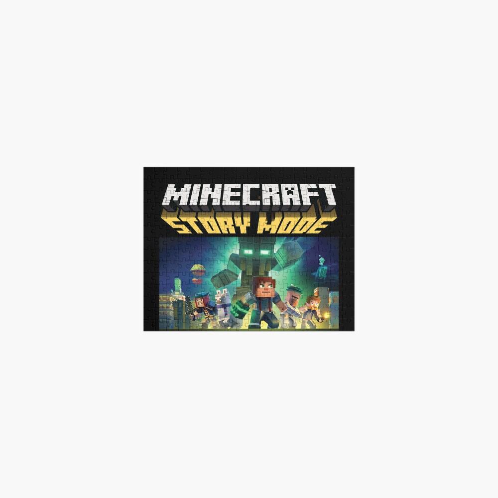 Minecraft Story Mode Jigsaw Puzzle