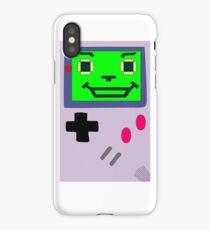 Game Boy Captain N Version iPhone Case/Skin