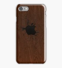 Retro Wooden iPhone Case iPhone Case/Skin