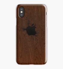 Retro Wooden iPhone Case iPhone Case/Skin